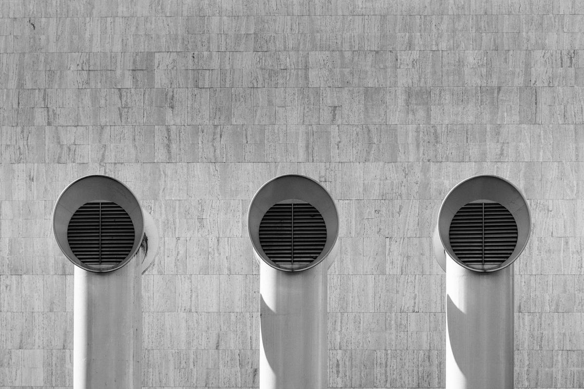 Ventilation vide sanitaire